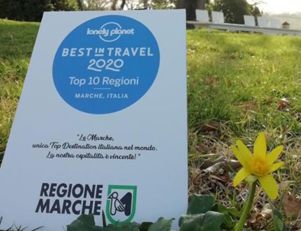 Best Lonely Planet 2020 Le Marche
